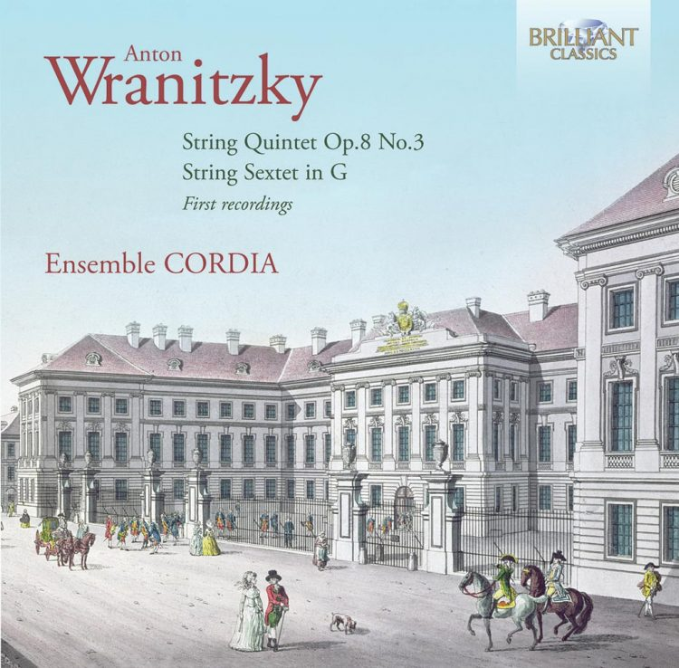 Anton Wranitzky String Quintett Op.8 No.3 String Sextet in G