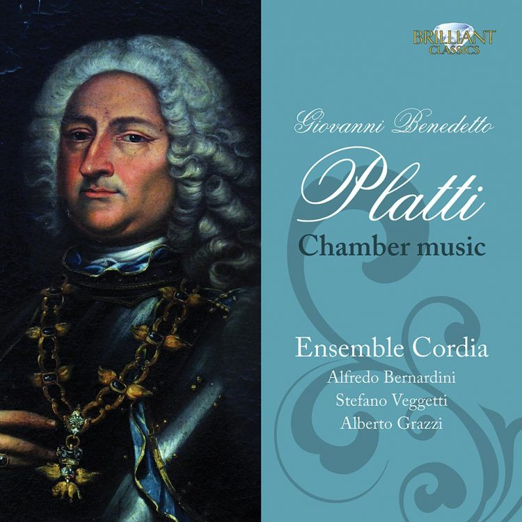 Giovanni Benedetto - Platti Chamber music
