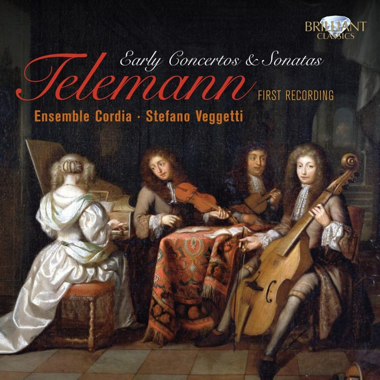 Telemann - Early Concertos & Sonatas