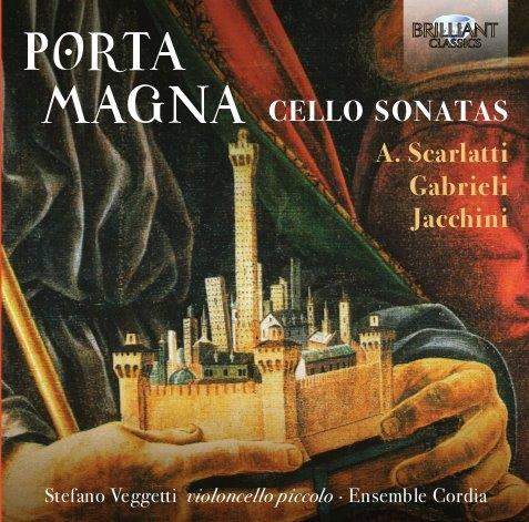 Porta Magna - Cello Sonatas